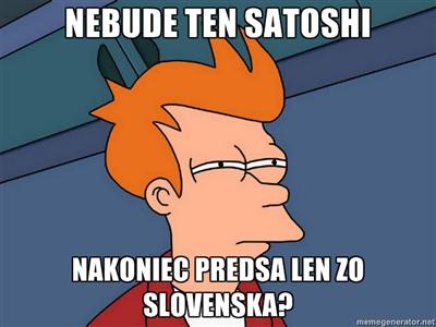 Bitcoin na Slovensku je čoraz populárnejší